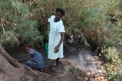 2010 Besuch in Zambia