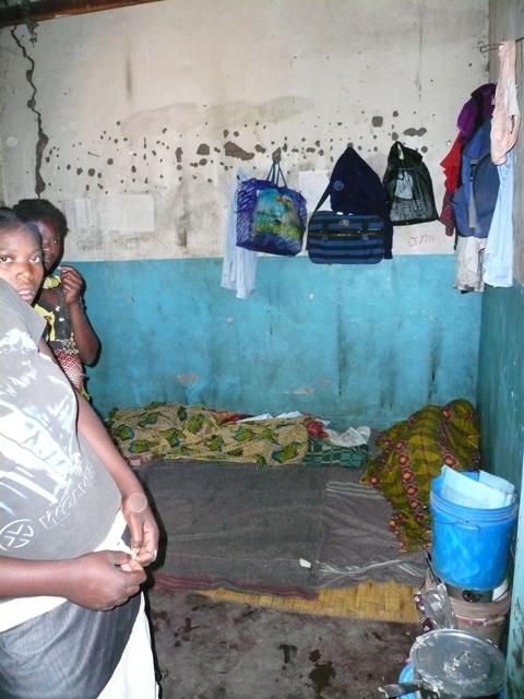 Kayambi- Schlafraum für 8-9 Mädchen