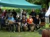 Die Trommelgruppe von Fr. Thomas Barungi
