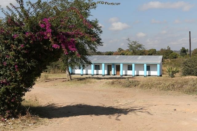 Kayambi - Wohntrakt für Mädchen