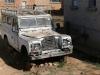 Chilubula - nicht mehr fahrtauglicher Krankenwagen