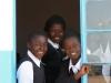 in der Schule in Kayambi
