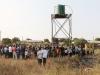 Wasserspeicher der Schule -2000 Liter